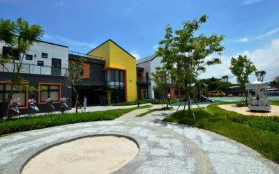 華友聯回饋鄉里 台南86特區蓋雙語幼兒園與商場