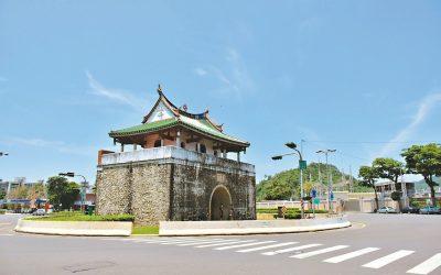 左營200年殘蹟 建商縮4米護牆|華友聯開發